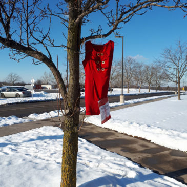 REDress Project – February 8 – 14